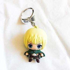 Anime Attack On Titan Armin Keychain